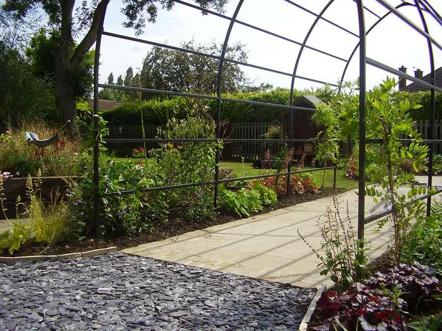 Yvette's Design Solutions in Nottingham   Garden Design