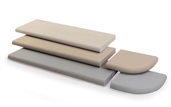 Avant-Garde Natural Stone Steps Colours