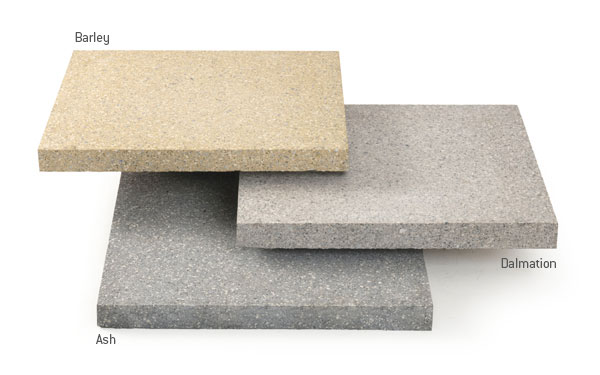 Excelsior Garden Paving Colours