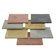 View Ryton Utility Riven Garden Paving Colours image