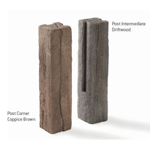View Timberstone Posts and Sleepers for Planters / Raised Beds Colours image