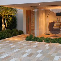 Natural Stone Block Paving
